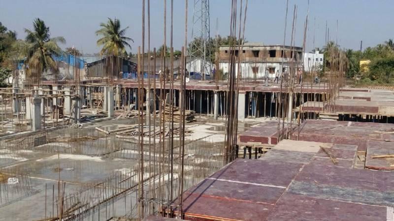 Images for Construction Status of Aryan Banyan Courtyard