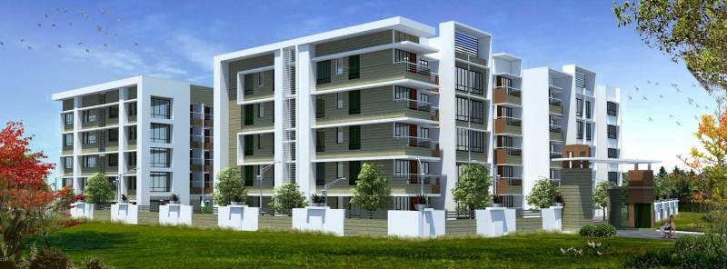 Images for Elevation of Aryan Banyan Courtyard