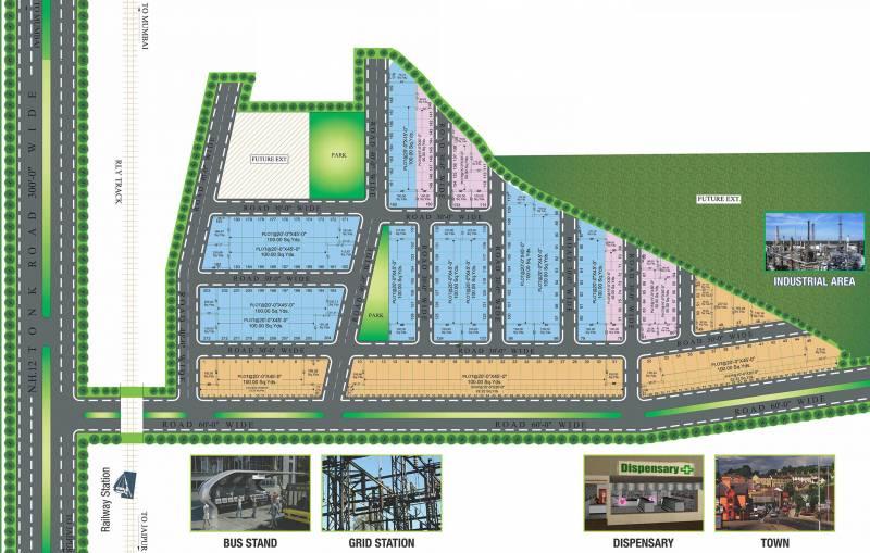 Images for Layout Plan of AJD Mannat 6