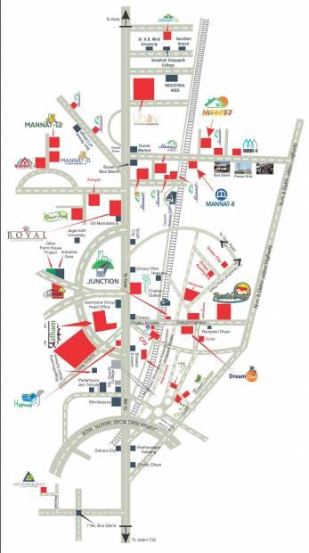 Images for Location Plan of AJD Mannat 6