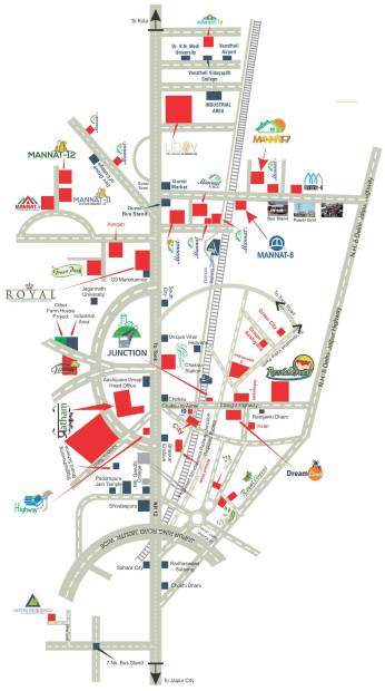 Images for Location Plan of AJD Central