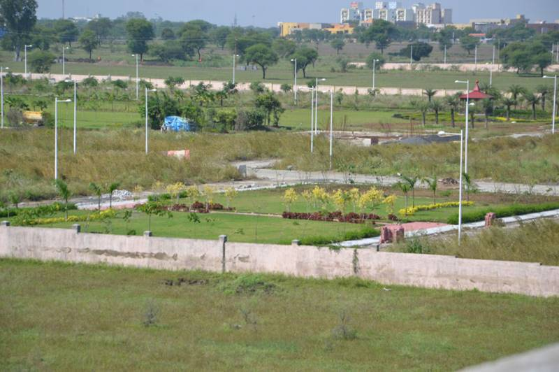 Images for Elevation of DLF Garden City Plot