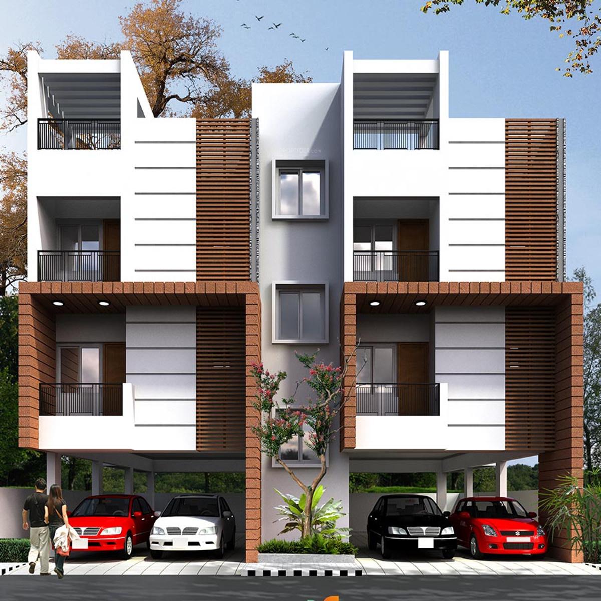 Appartment Reviews: Malles Akankssha Apartment In Perumbakkam, Chennai