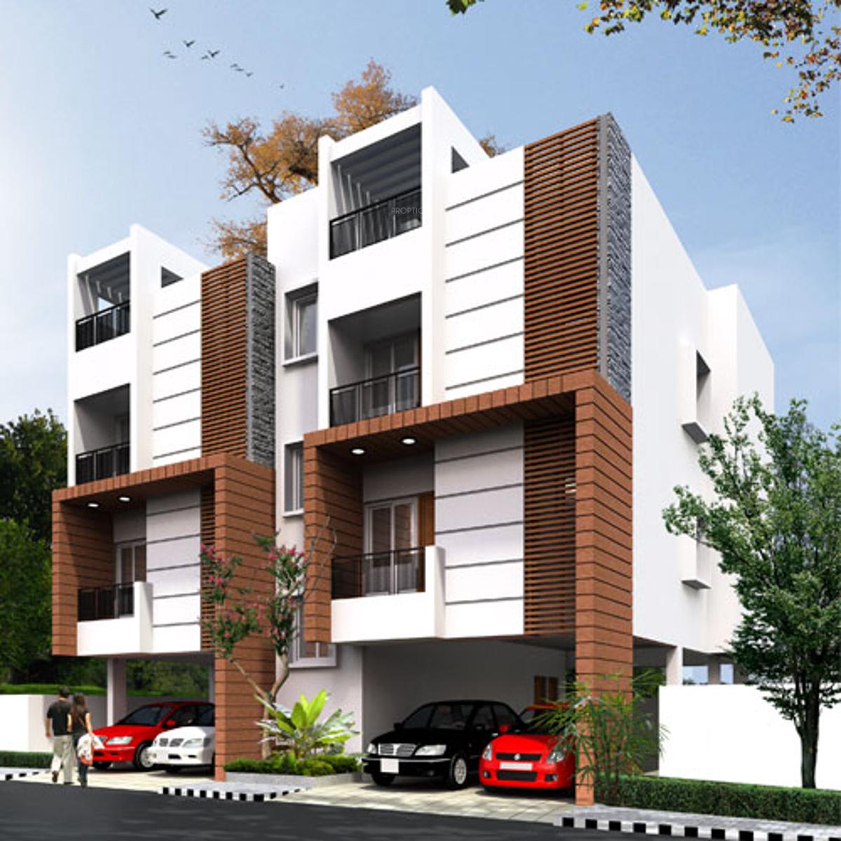 Apartment Price: Malles Akankssha Apartment In Perumbakkam, Chennai