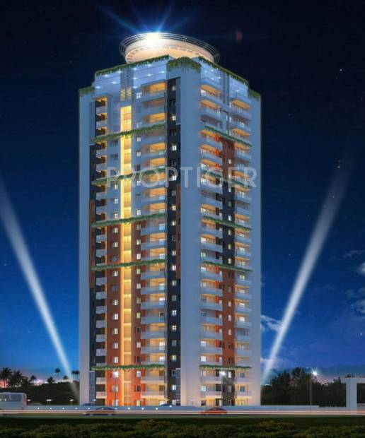 Images for Elevation of Abhiman Hills