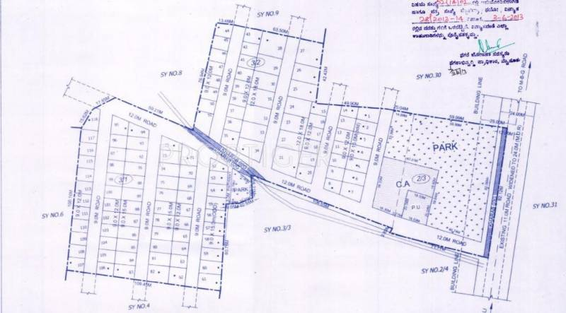 Images for Master Plan of Aspire Silver Springs
