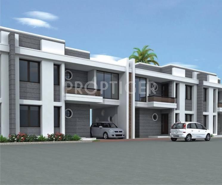 Images for Elevation of Pushpak Residency