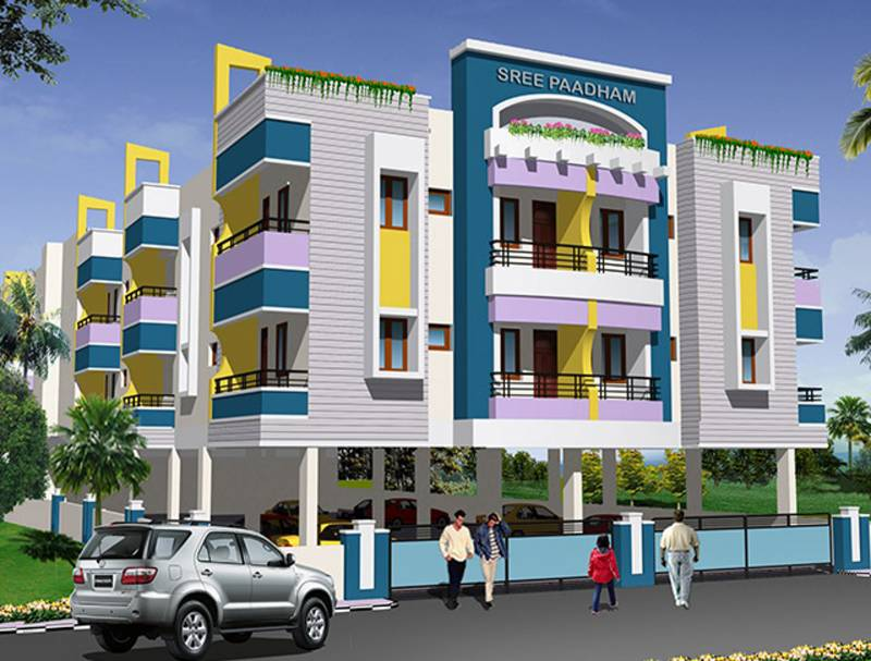 Images for Elevation of Sree Builders Flat Promoters Paadham