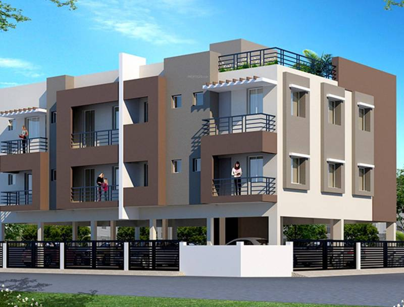 Images for Elevation of Sree Builders Flat Promoters Aishwaryam