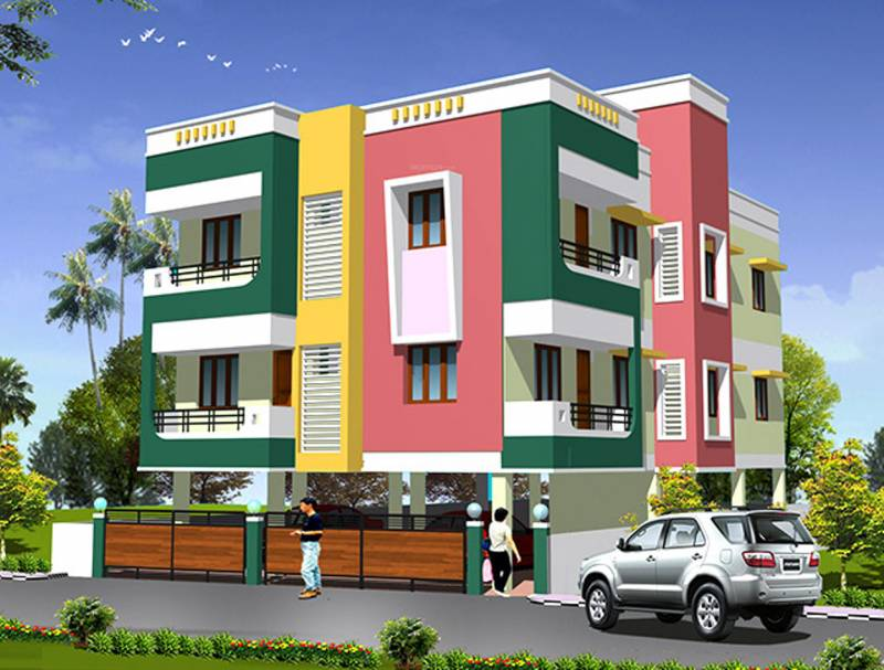 Images for Elevation of Sree Subha