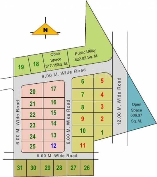 Images for Layout Plan of Gracelands Blossom 2
