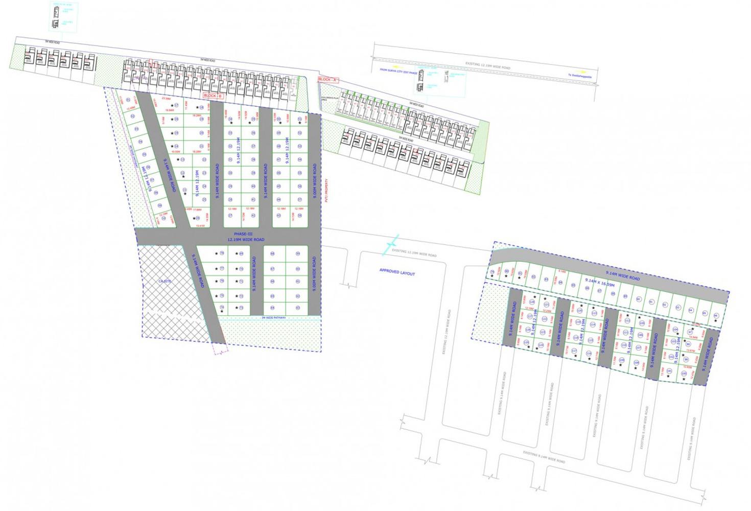 899 sq ft plot for sale in aratt rolling whites plot