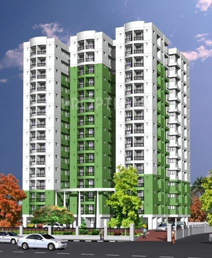 Images for Elevation of Heera Green Court