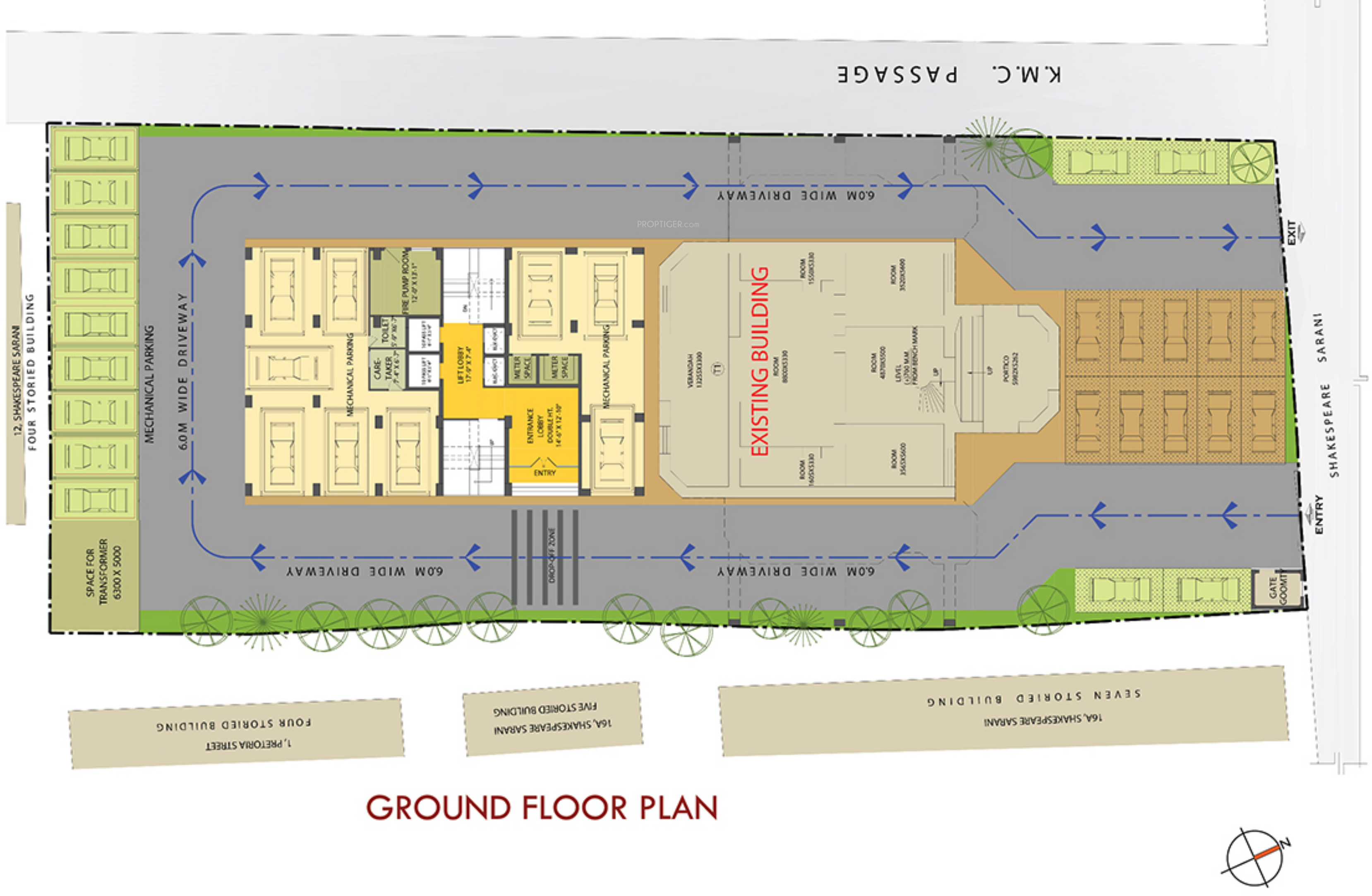 Aspirations Aloft In Elgin Kolkata Price Location Map Floor Plan Reviews Proptiger Com
