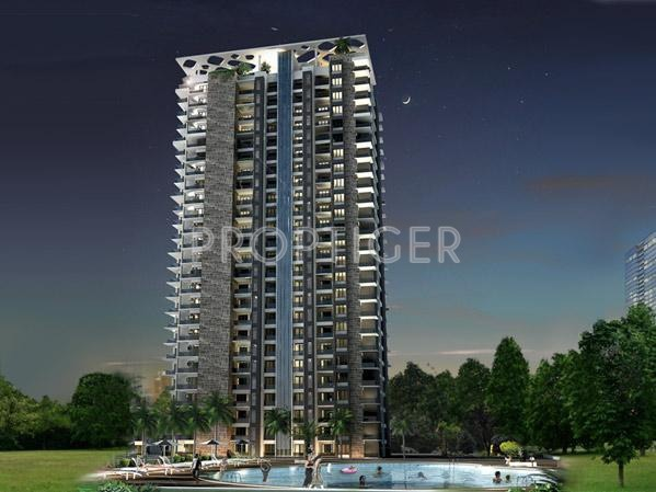 Images for Elevation of Heera Skygolf