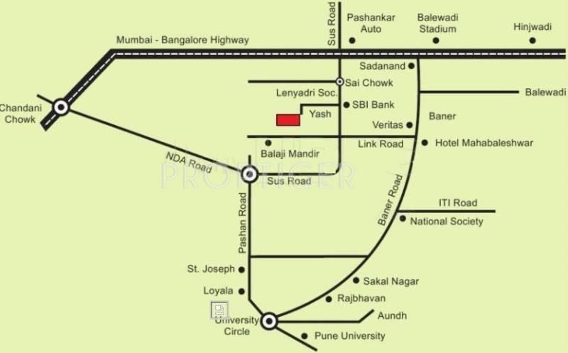 Images for Location Plan of Shree Chintamani Shree Chintamani Villas
