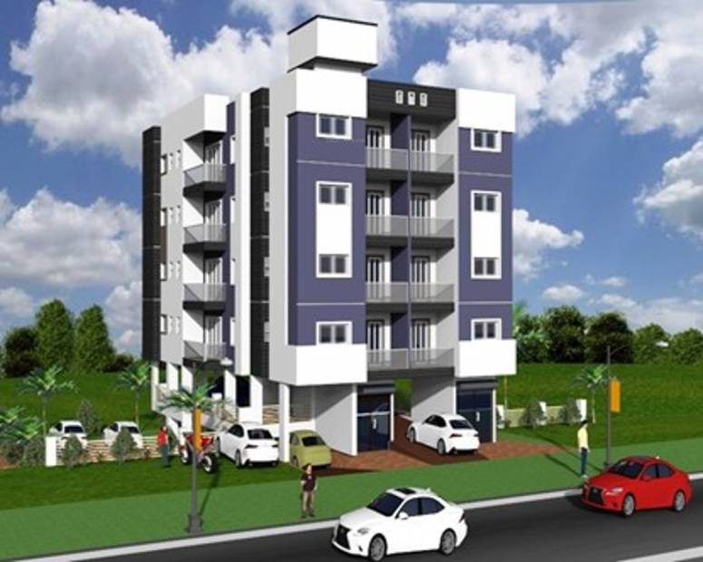 Images for Elevation of Shree Shivaay Heights