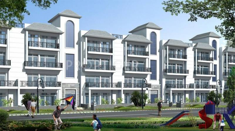 Images for Elevation of Omaxe Royal View Executive