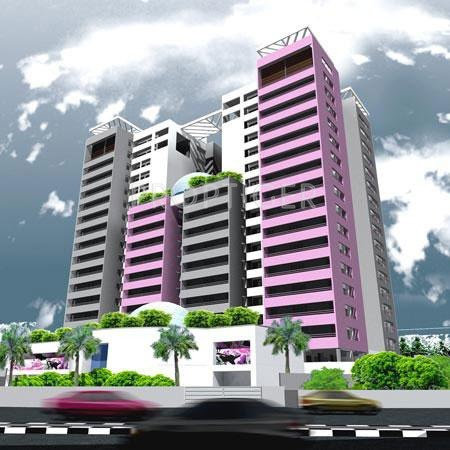 Images for Elevation of Heera Infocity