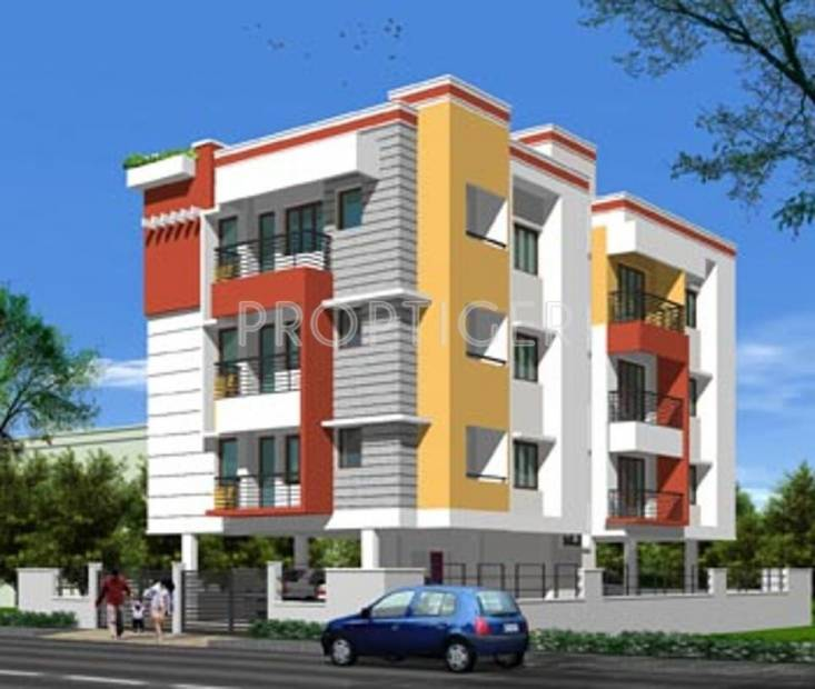 Images for Elevation of  Shreyas
