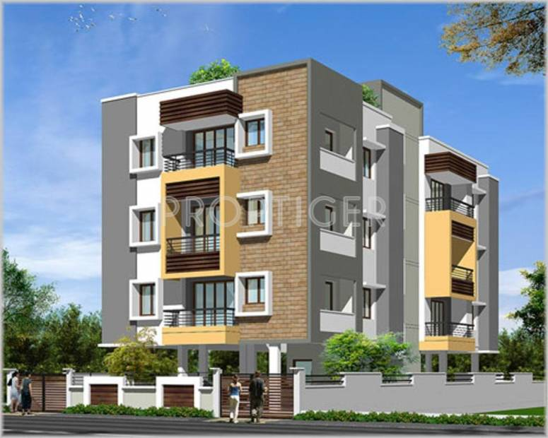 Images for Elevation of GR Natarajan Padmahasta