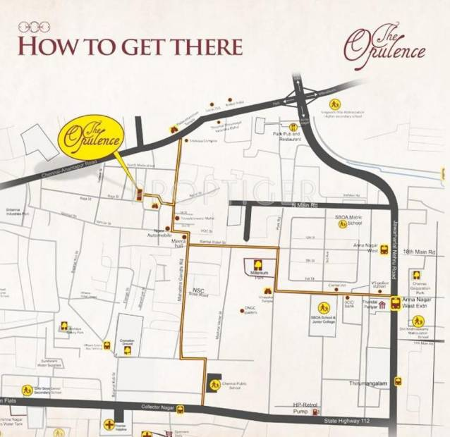 Images for Location Plan of JMV The Opulence