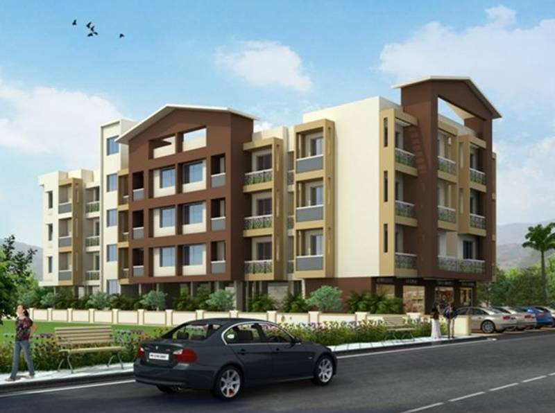 Images for Elevation of Shree Samarth Construction Group Cosmos