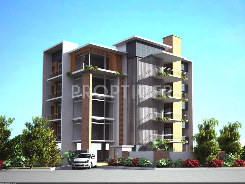 Images for Elevation of Maruti Rich Ventures Cosmos Central