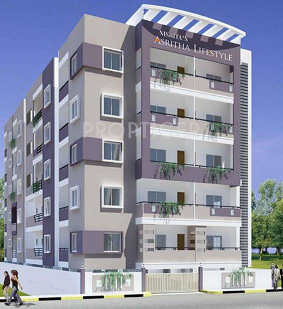 Images for Elevation of Asrithas Lifestyle