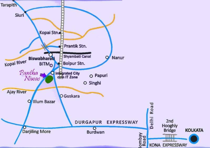 Images for Location Plan of Sree Balaji Panthaniwas Phase 3