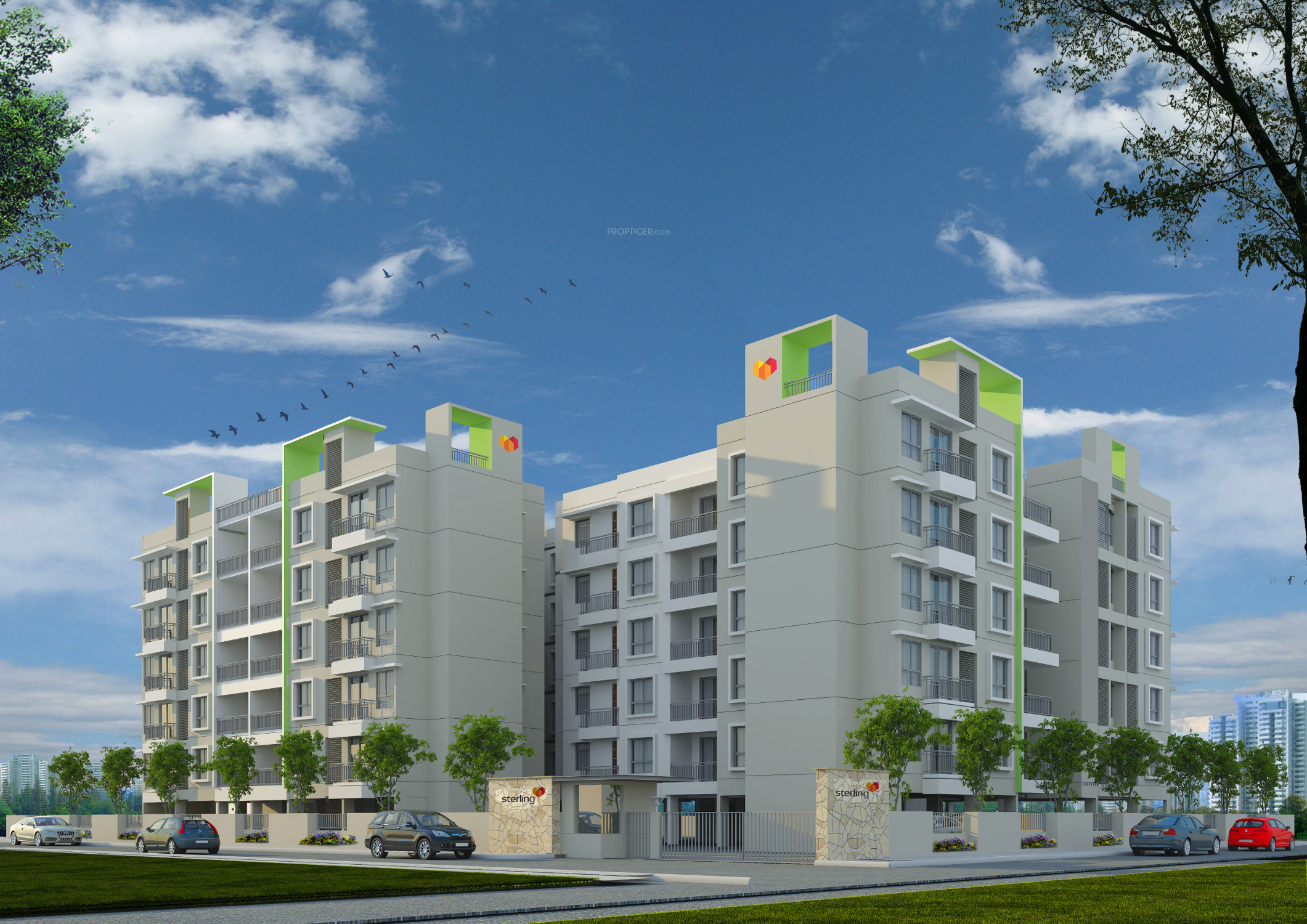 Sterling Pointe in Hebbal Bangalore Price Location Map Floor