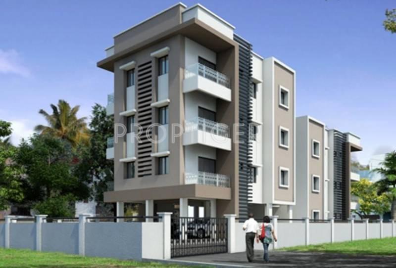 Images for Elevation of Ovaks Malhar Angan