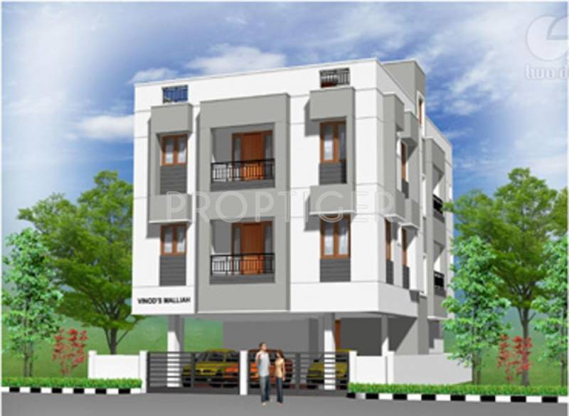 Images for Elevation of Vinod Malliah