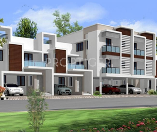 Images for Elevation of Sreenivas Le Senat Villa