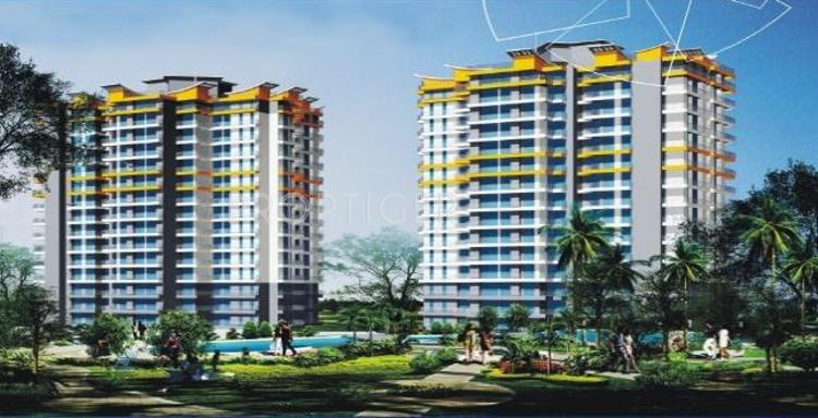 Images for Elevation of Balaji Kingston Palace