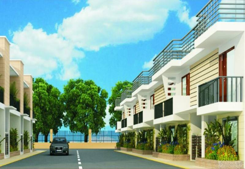 Images for Elevation of Global Prime Villas