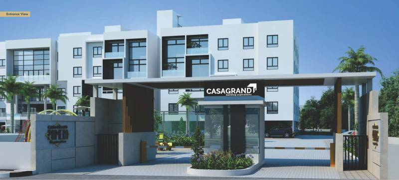 Images for Elevation of Casagrand Primera