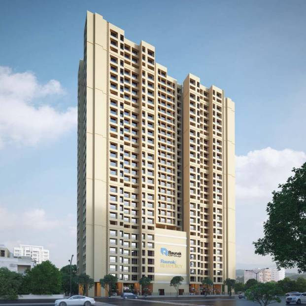 Images for Elevation of Raunak Residency