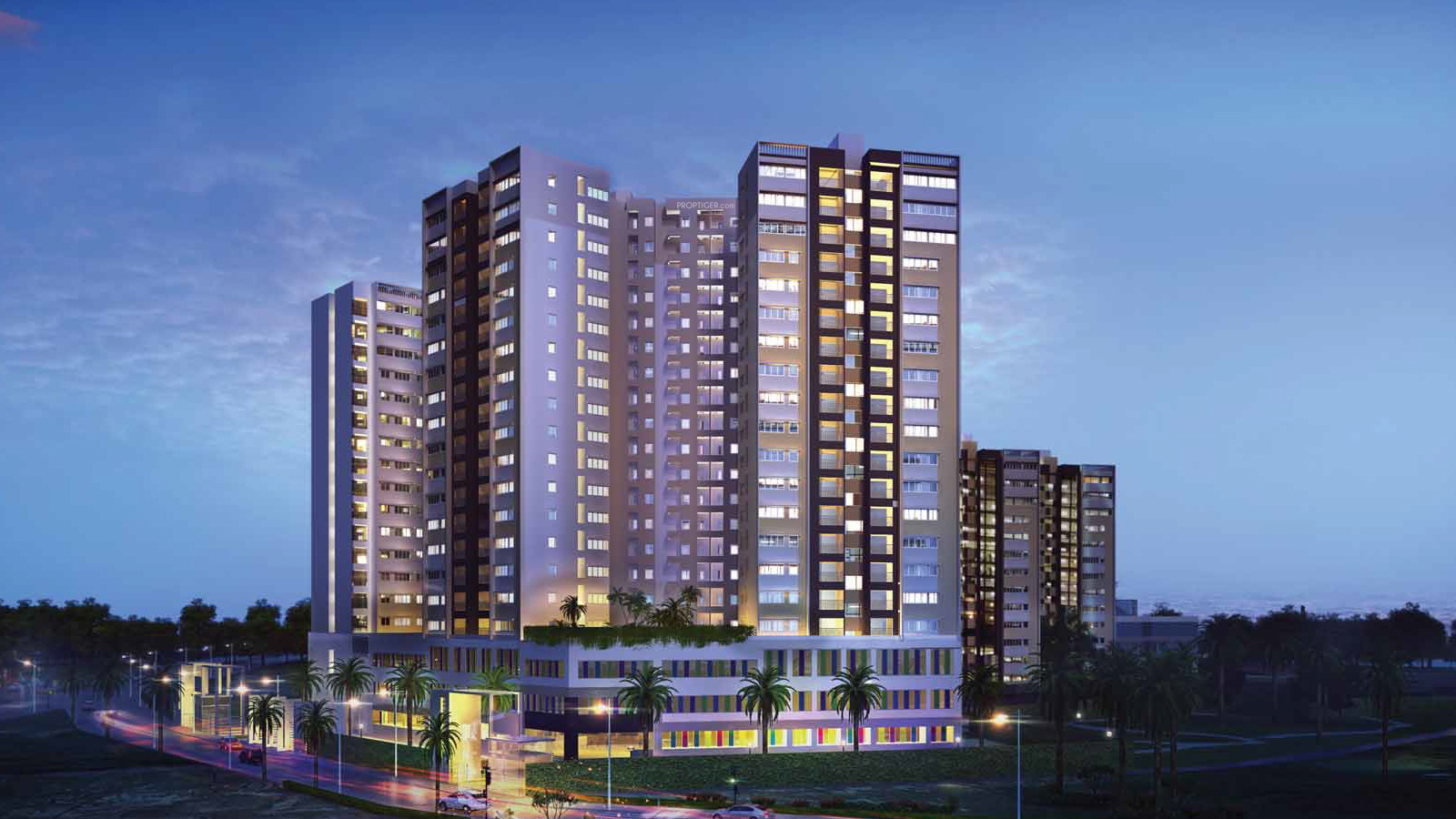 Godrej Azure Phase 2 In Padur Chennai Price Location Map Floor