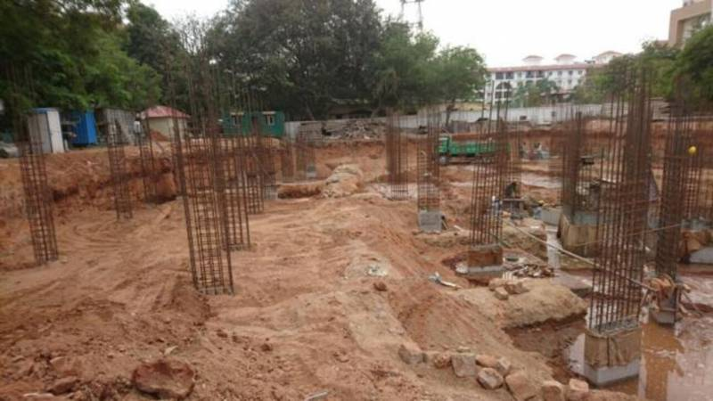 Images for Construction Status of Sreevatsa Lianca