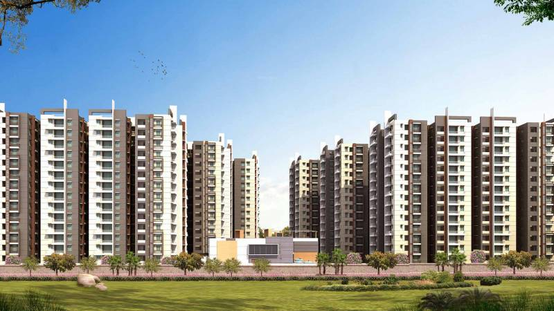 Images for Elevation of Aparna HillPark Silver Oaks