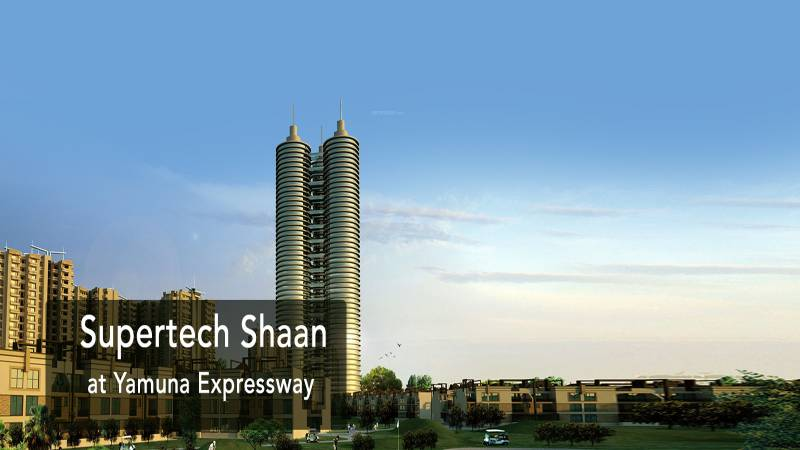 Images for Elevation of Supertech Shaan