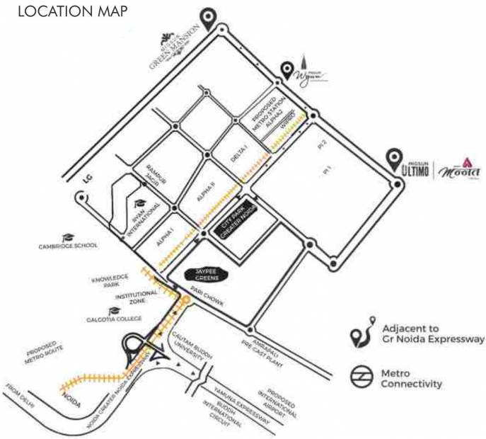Images for Location Plan of Migsun Mannat