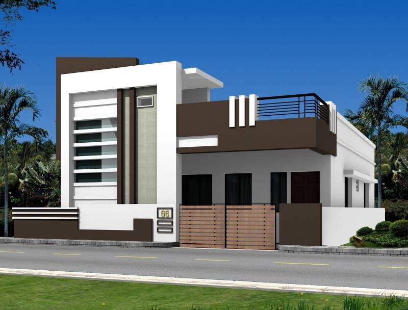 Images for Elevation of HV Constructions Surya Enclave