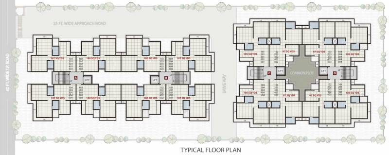 Images for Cluster Plan of Siddharth Siddharth Homes
