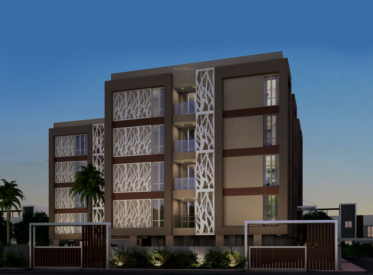 Wood Elevation S : Sq ft bhk t apartment for sale in tulive