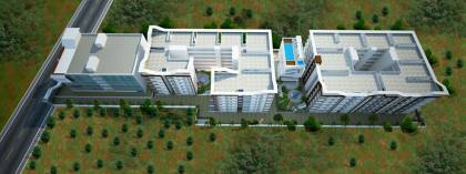 Images for Elevation of Subishi Gowthami Luxury Residential Flats