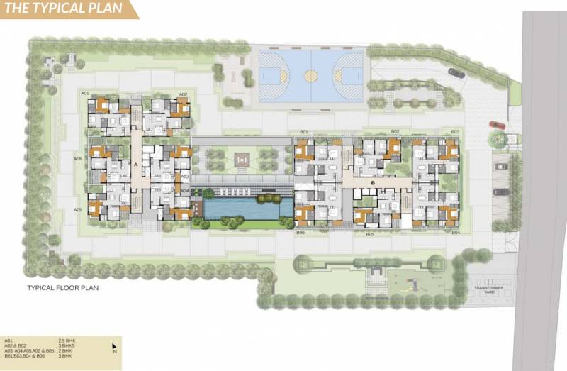 Images for Layout Plan of DNR Casablanca