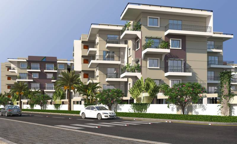 Images for Elevation of Adithya Esquina