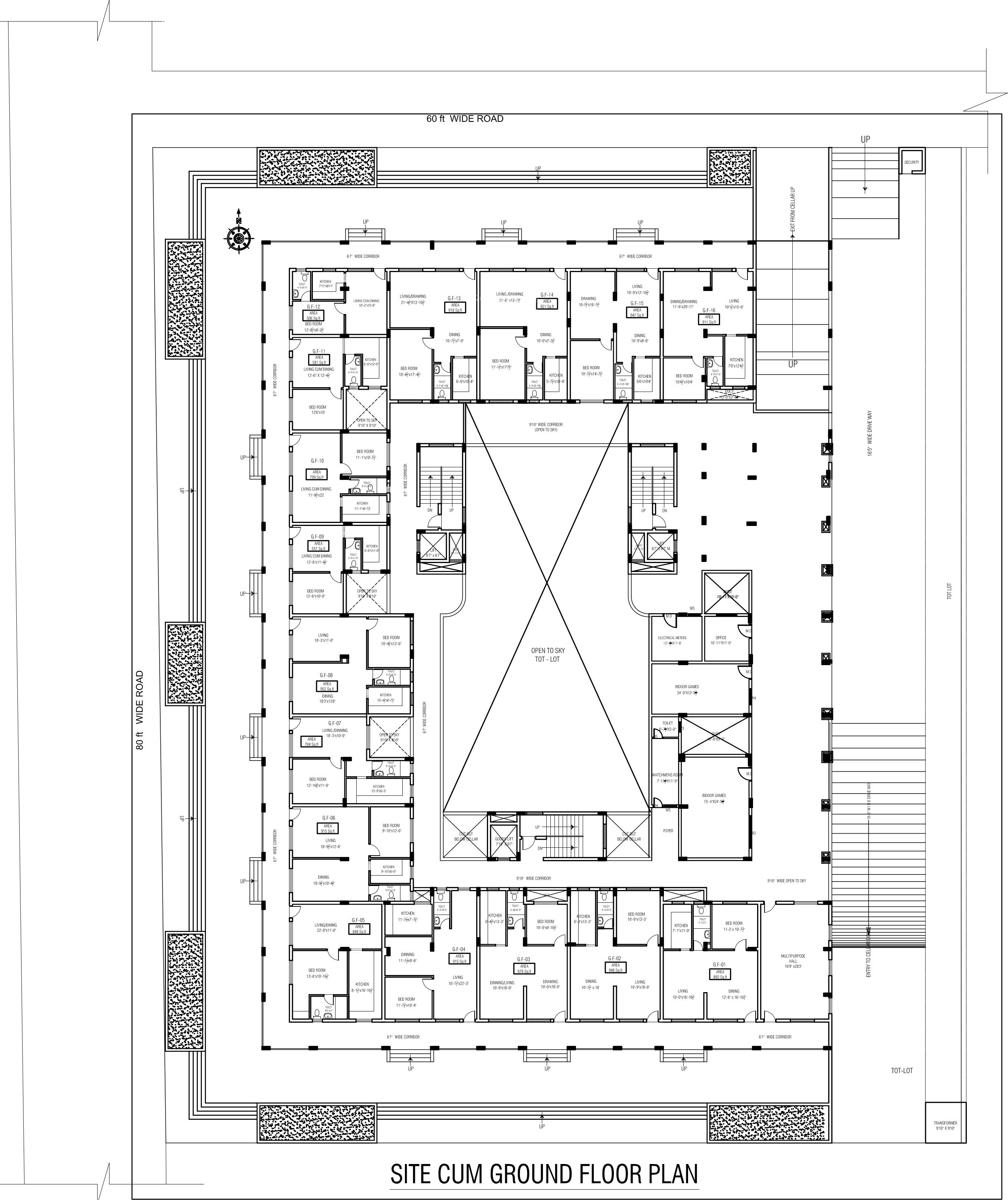 ramky enclave apartments in prathap nagar  warangal